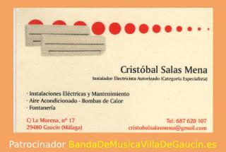 Cristóbal Salas Mena